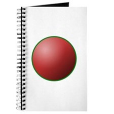 festival circle red Journal