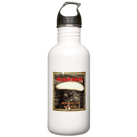 Wanted, Caballero Stainless Water Bottle 1.0L