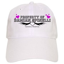 Property of Spinelli Baseball Cap
