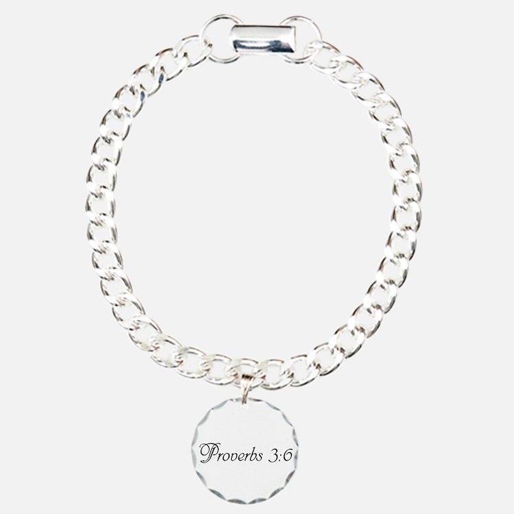 Cute Proverbs 3 Bracelet