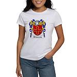 Vilanova Coat of Arms Women's T-Shirt