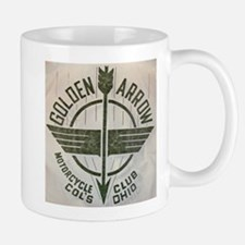 Golden Arrow Motorcycle Club Mug