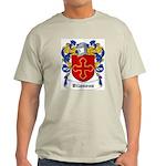 Vilanova Coat of Arms Ash Grey T-Shirt
