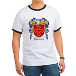 Vilanova Coat of Arms Ringer T