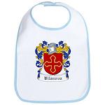 Vilanova Coat of Arms Bib