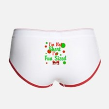 Im Not Short Im Fun Sized Women's Boy Brief