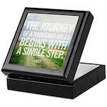The Journey Keepsake Box
