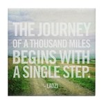 The Journey Tile Coaster