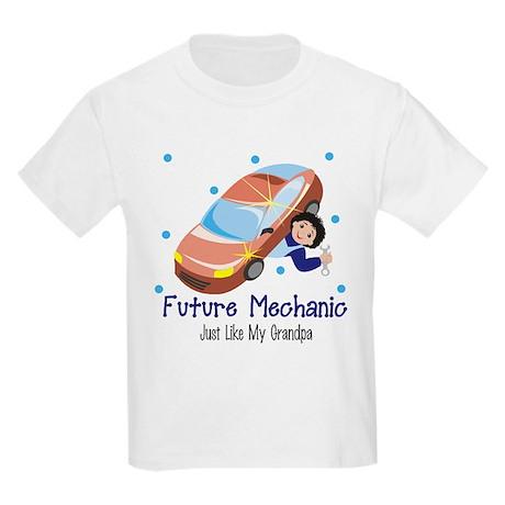 Future Mechanic Like Grandpa T-Shirt