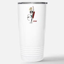 Geek Gadget Stainless Steel Travel Mug