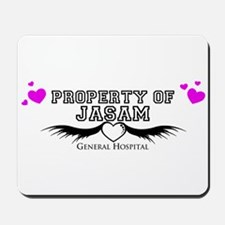Property of Jasam Mousepad