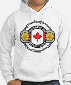 Canada Water Polo Hoodie