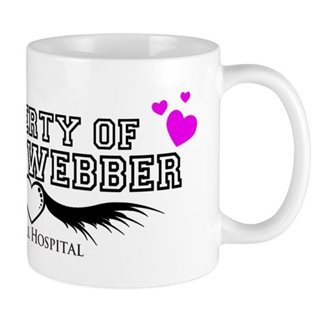 Property of Steve Webber Mug