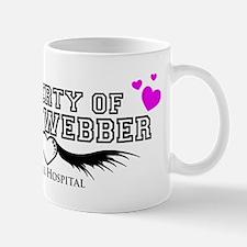 Property of Steve Webber Mug