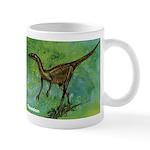 Troodon Dinosaur Mug