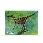 Troodon Dinosaur Postcards (Package of 8)