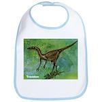 Troodon Dinosaur Bib