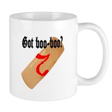 Journeyman/Got Boo-boo? Mug