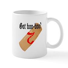 Journeyman/Got Boo-boo? Small Mug