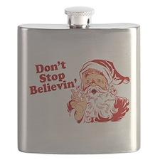 215 Santa Claus believin.png Flask