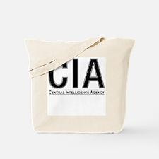 CIA CIA CIA Tote Bag