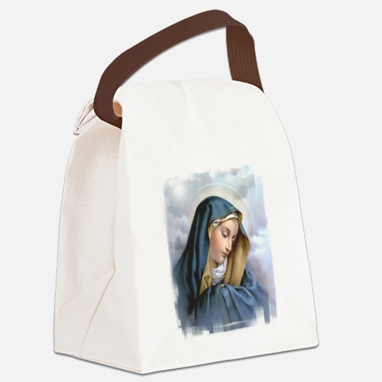 Our Lady of Sorrows Canvas Lunch Bag