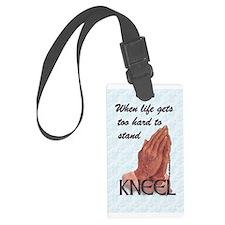 Kneel_journal.jpg Luggage Tag