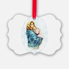 Madonna of the Streets Ornament