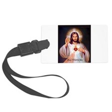 Cute Catholic Luggage Tag