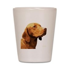 Vizsla Shot Glass