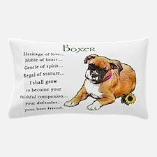 Boxer Puppy Pillow Case