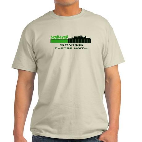 Saving the environment Light T-Shirt