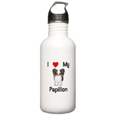 I love my Papillon (picture) Water Bottle