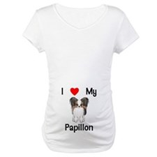 I love my Papillon (picture) Shirt