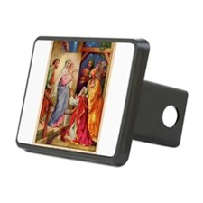 The Visit by the Three Wise Men Hitch Cover