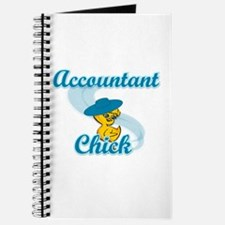 Accountant Chick #3 Journal