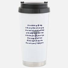 Cute Physical therapist Travel Mug