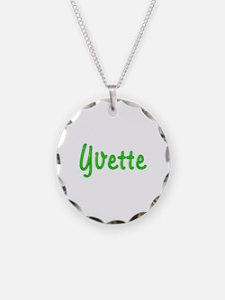 Yvette Glitter Gel Necklace