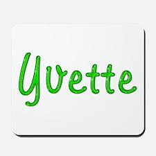 Yvette Glitter Gel Mousepad