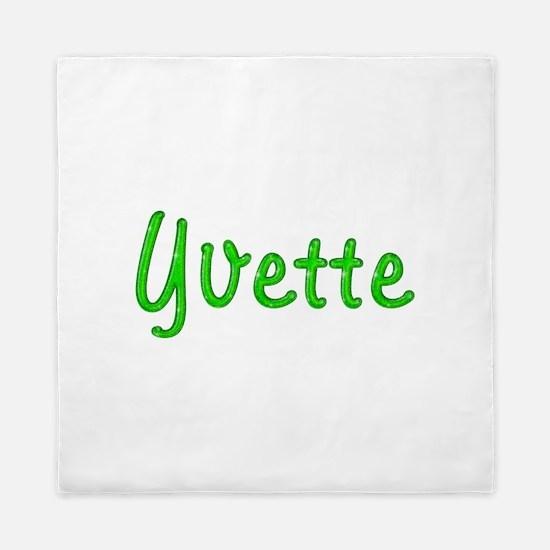 Yvette Glitter Gel Queen Duvet