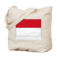 Flag of Indonesia Tote Bag