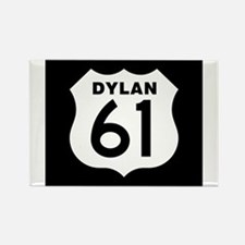 Cool Dylan Rectangle Magnet