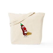 Sriracha! By TheSwitt.com Tote Bag