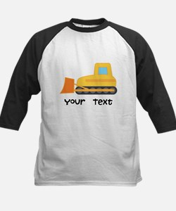 Personalized Bulldozer Tee