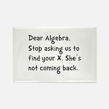 Dear Algebra Black Magnets