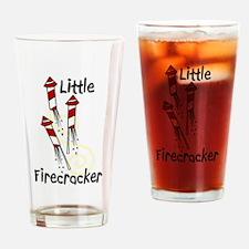 Little Firecracker Drinking Glass