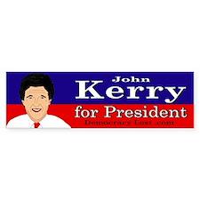 Kerry Bumper Bumper Sticker