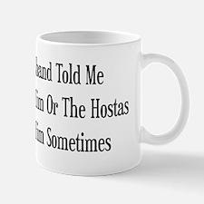 Cute Hostas Mug