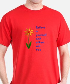 Believe in Yourself V3 T-Shirt