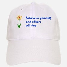 Believe in Yourself V3 Baseball Baseball Cap